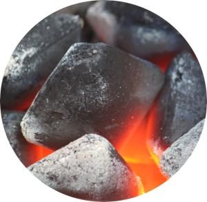 icona carbone